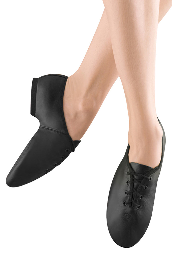 Ladies Ultraflex Leather Jazz Shoes - BLOCH US