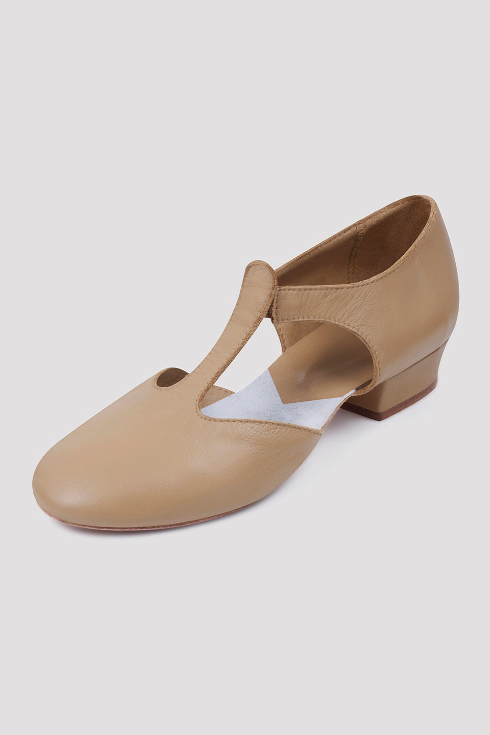 Ladies Grecian Sandal Teaching Shoes - BLOCH US