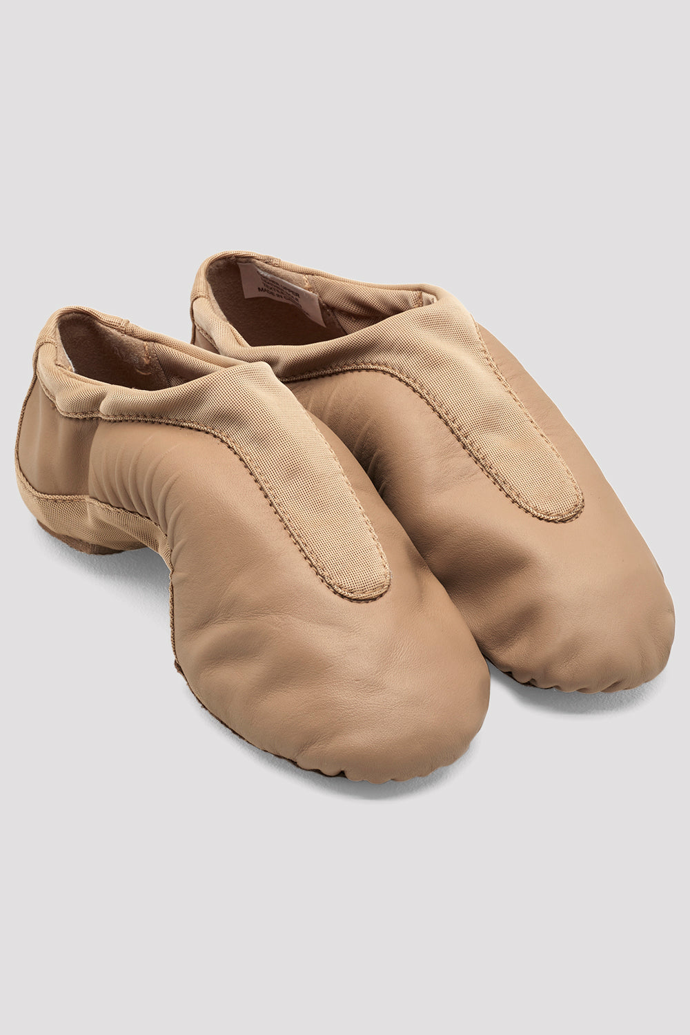 Girls Pulse Leather Jazz Shoes - BLOCH US