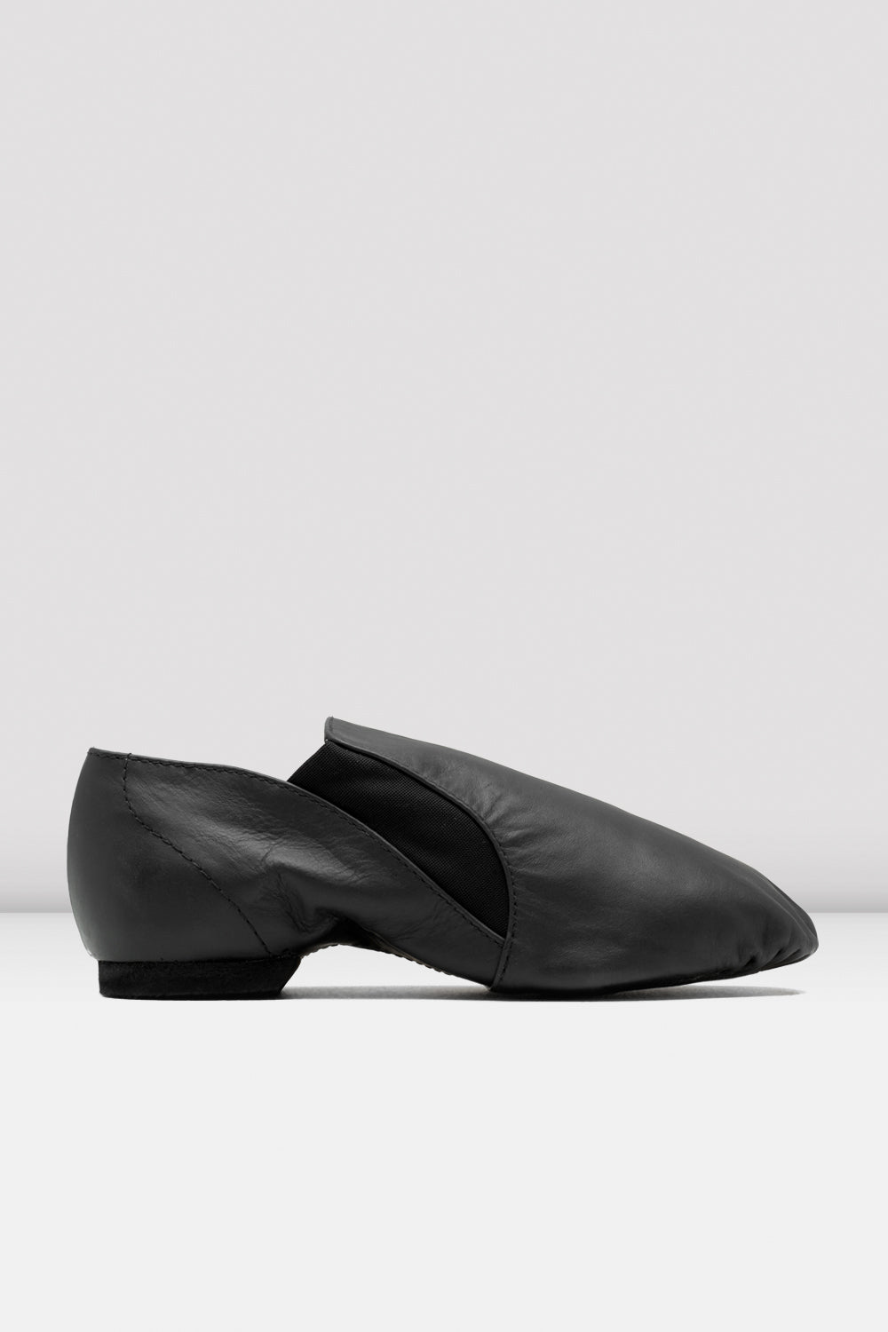 Mens Leather Elasta Jazz Booties - BLOCH US