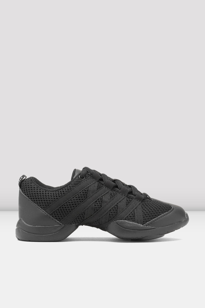 Adult Criss Cross Split Sole Dance Sneakers - BLOCH US