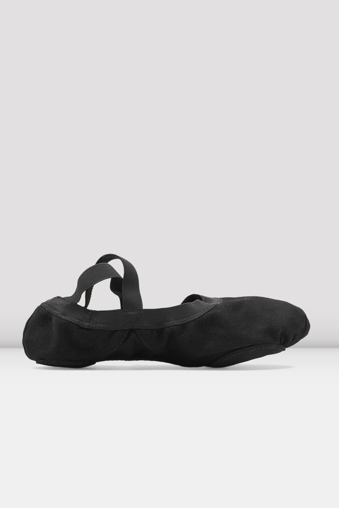 Ladies Pro Elastic Canvas Ballet Shoes - BLOCH US
