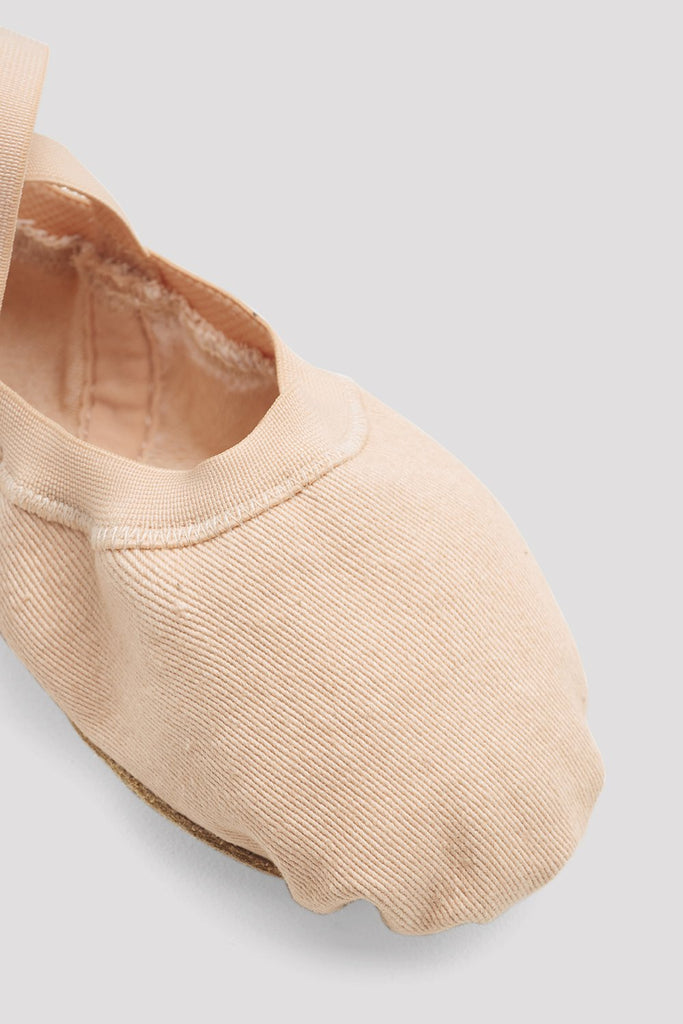 Ladies Synchrony Stretch Canvas Ballet Shoes - BLOCH US