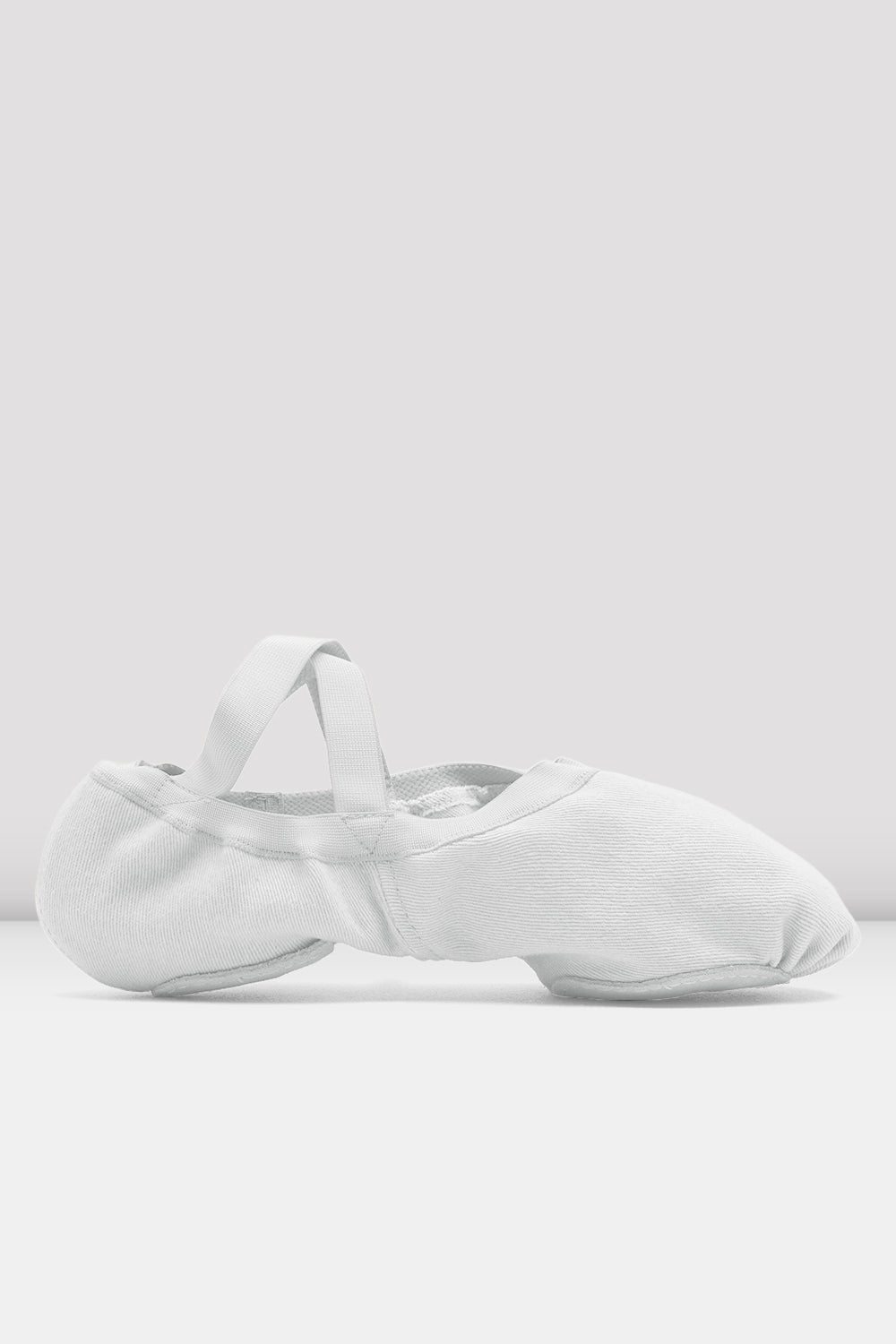 Mens Synchrony Stretch Canvas Ballet Shoes - BLOCH US