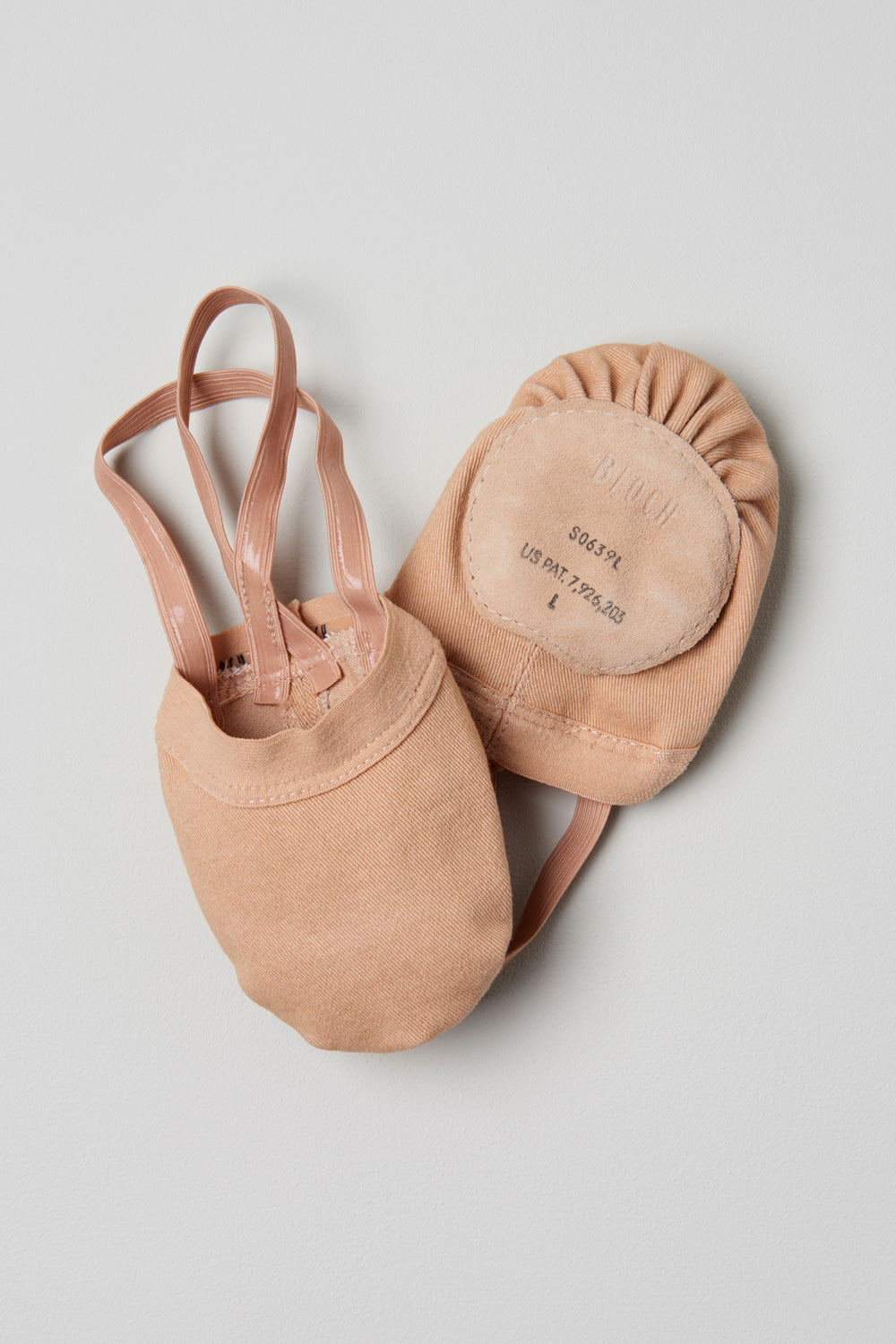 Ladies Spin 2 Half Sole Shoes - BLOCH US