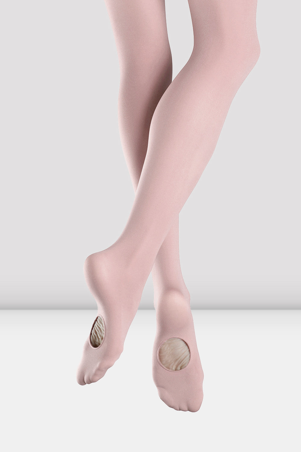 Ladies Endura Adaptatoe Tights - BLOCH US