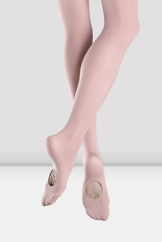 Girls Endura Adaptatoe Tights - BLOCH US