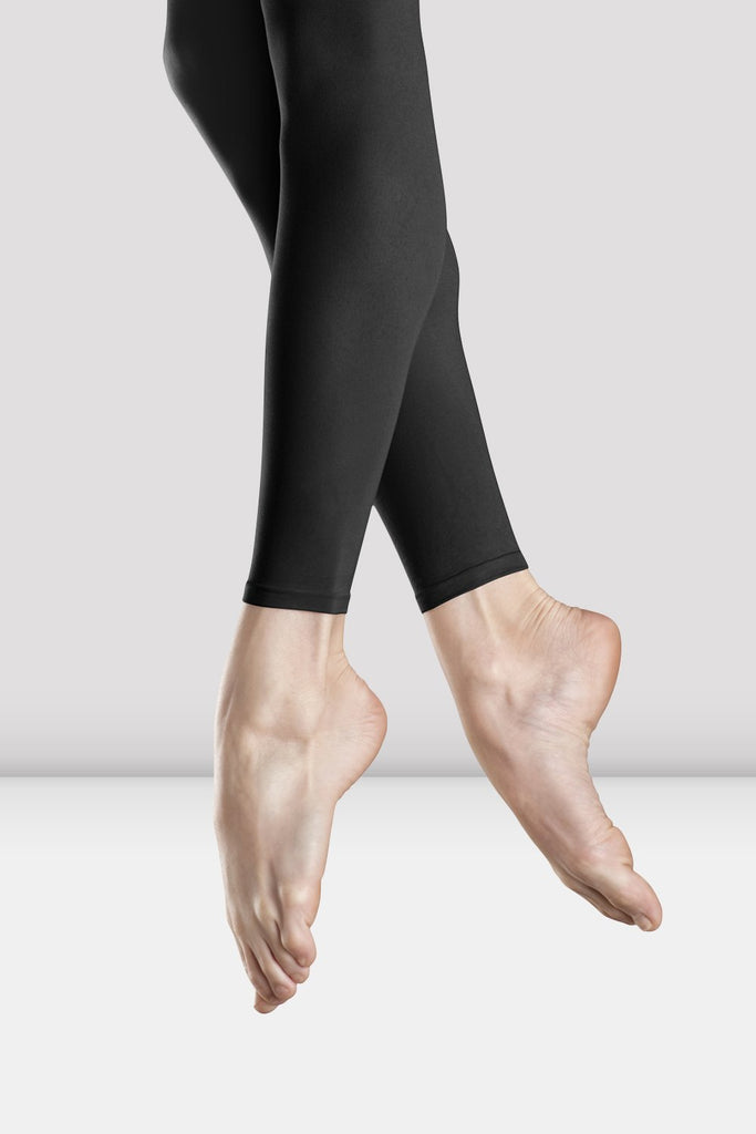 Girls Endura Footless Tights - BLOCH US