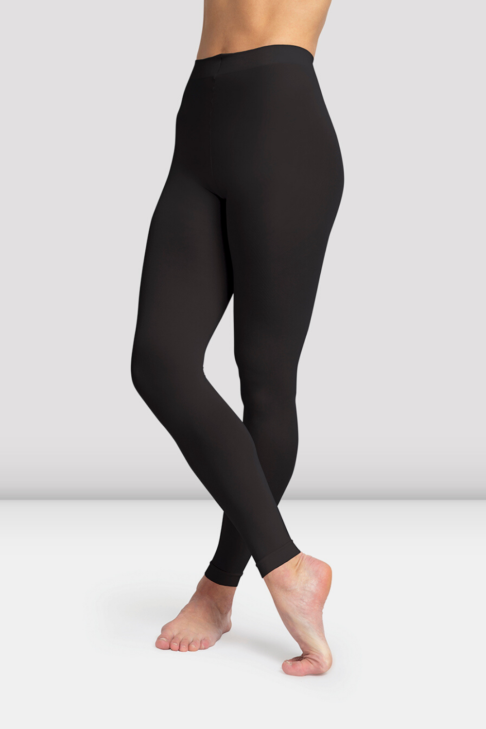 Ladies Contoursoft Footless Tights