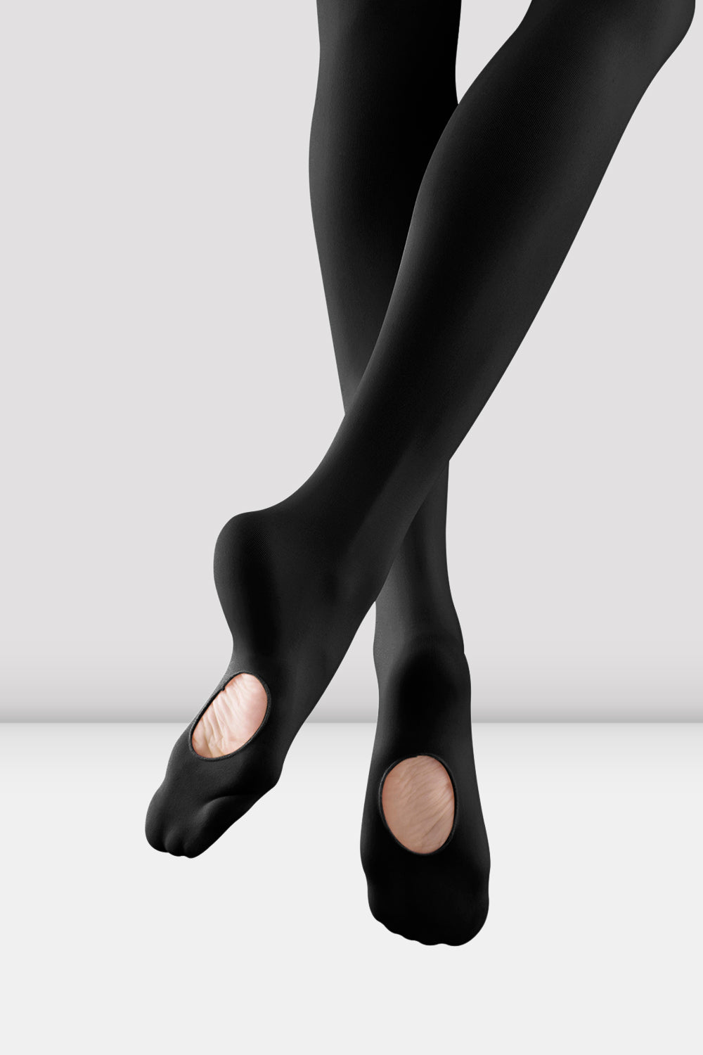 Ladies Endura Hipster Adaptatoe Tights - BLOCH US