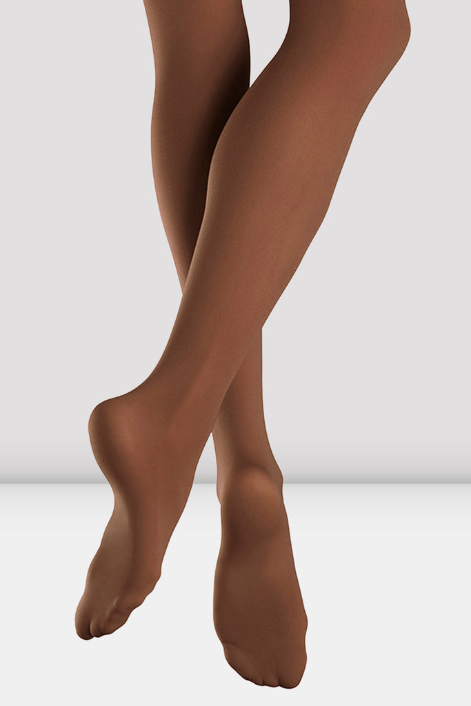 Girls Endura Elite Footed Tights - BLOCH US