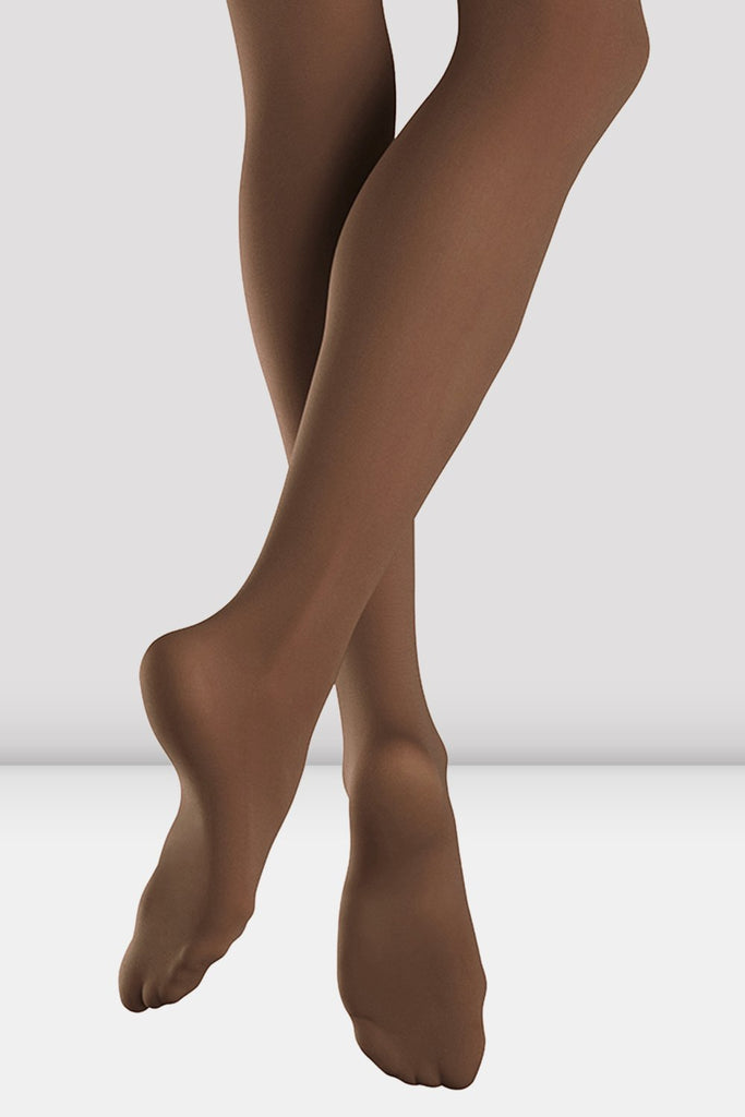 Ladies Elite Endura Footed Tights - BLOCH US