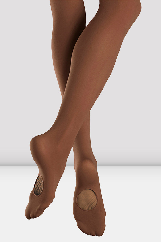 Ladies Elite Adaptatoe Tights - BLOCH US
