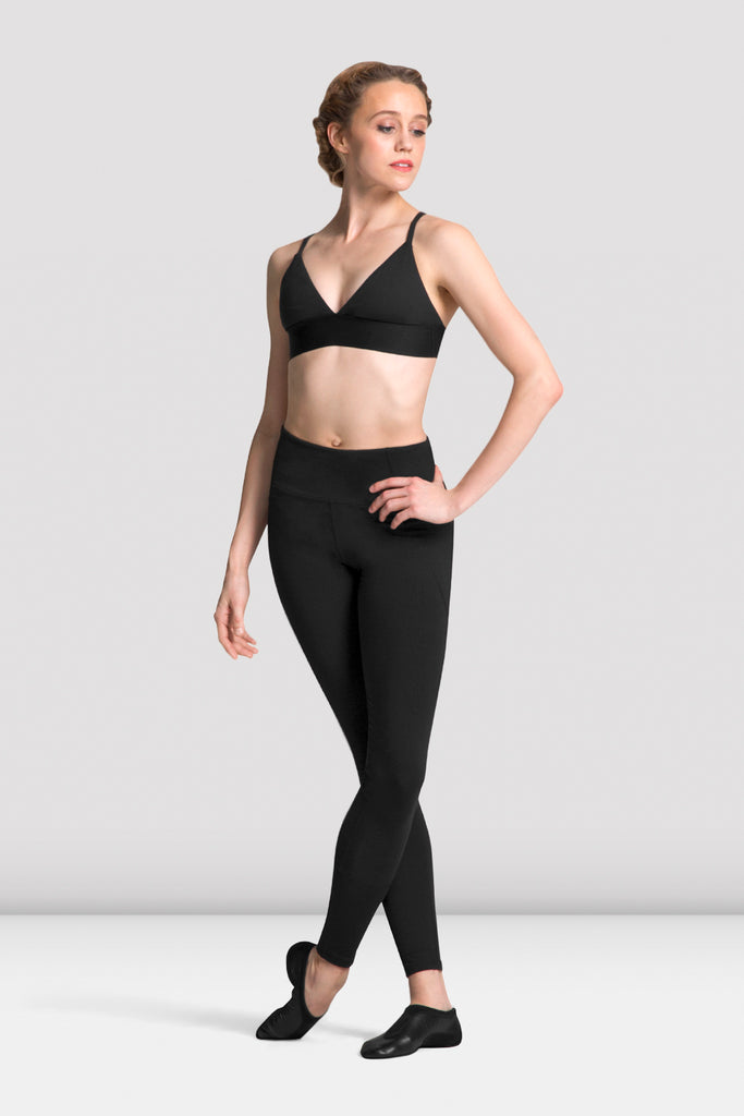 Ladies High Rise Legging - BLOCH US