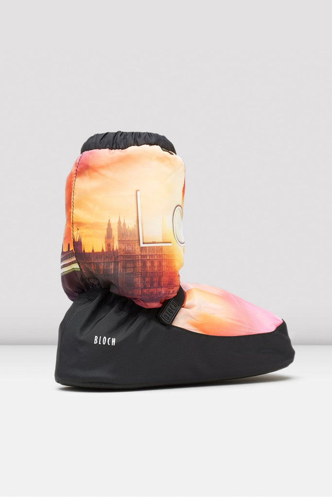 London City Scape Adult Warm Up Booties