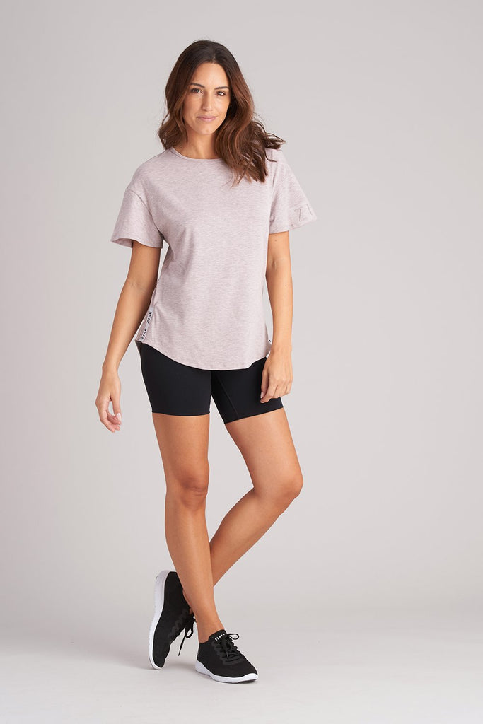 Zise Emmy Loose T-Shirt - BLOCH US