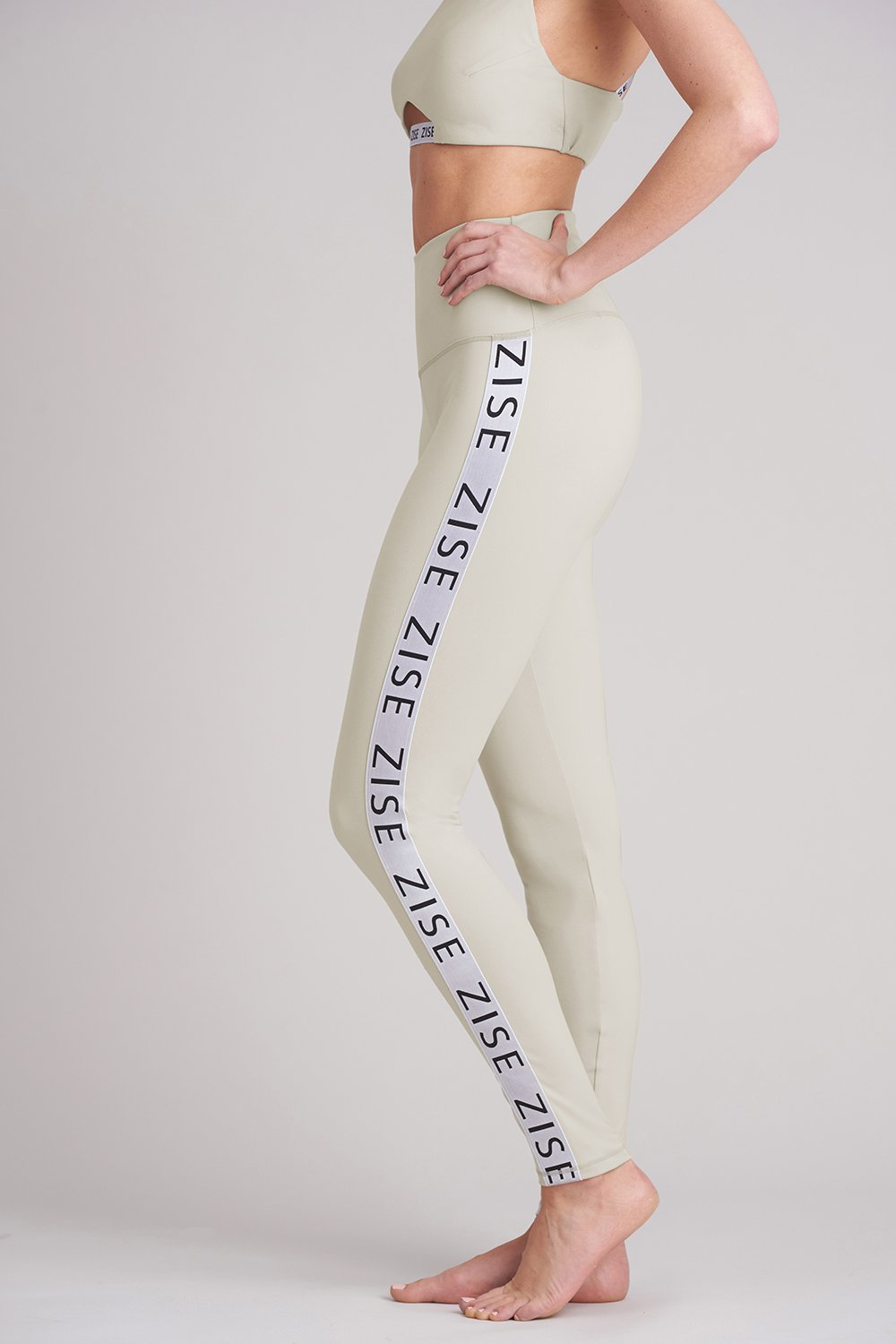 Zise Mimi Deep Waistband Leggings - BLOCH US