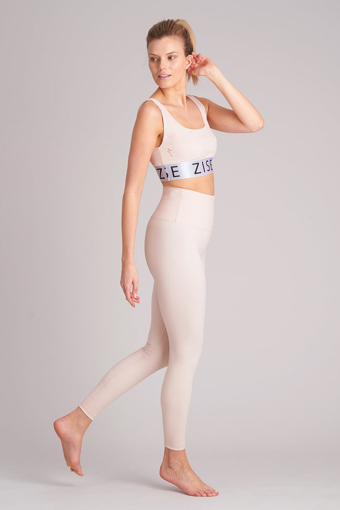 Zise Gigi Wide Band Crop Top - BLOCH US