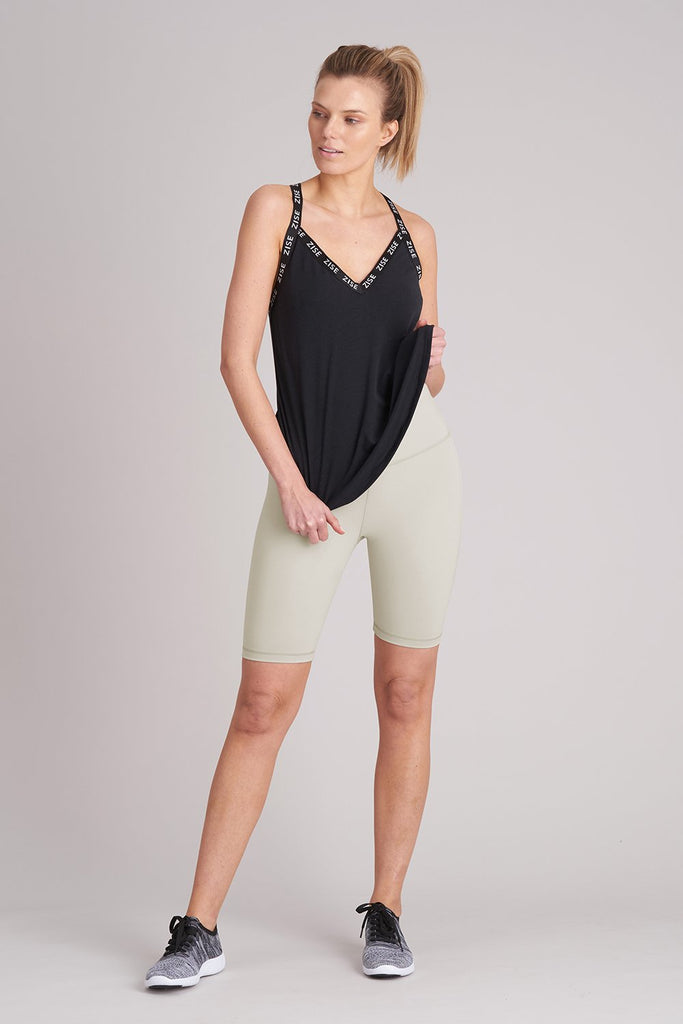 Zise Emmy T-Back Tank Top - BLOCH US