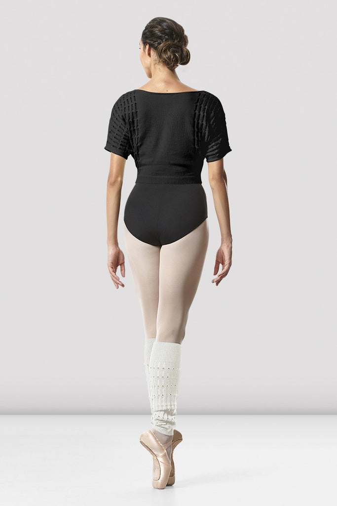 Ladies Tatiana Knit Warm-up Top - BLOCH US