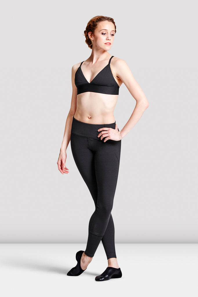 Ladies Daleana Mid Rise Legging - BLOCH US