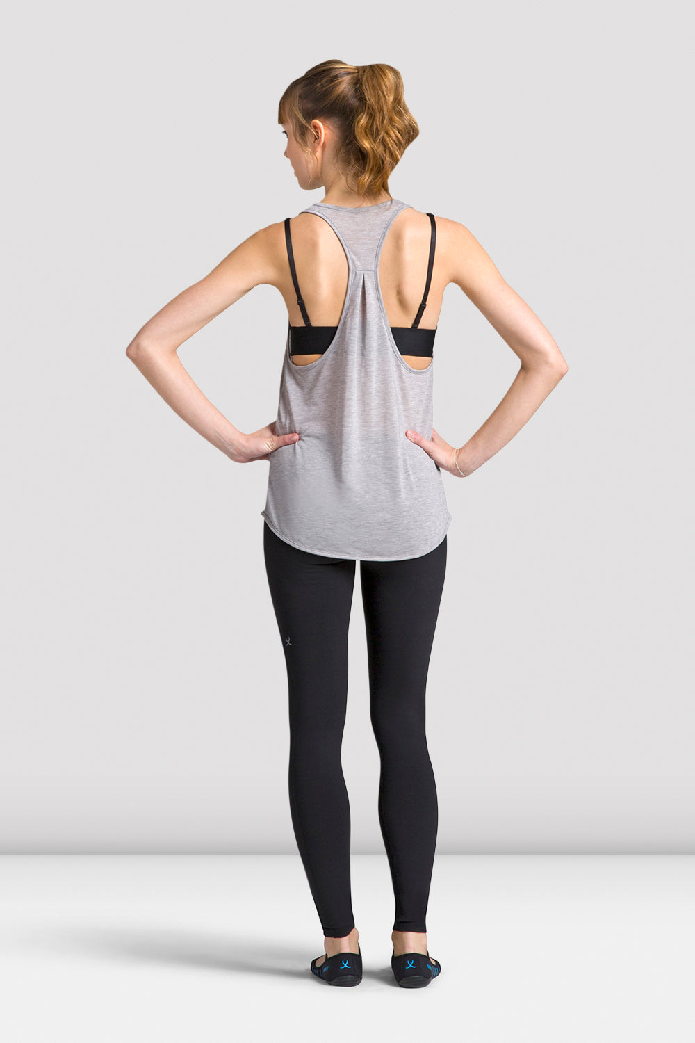 Ladies Action Back Loose Top