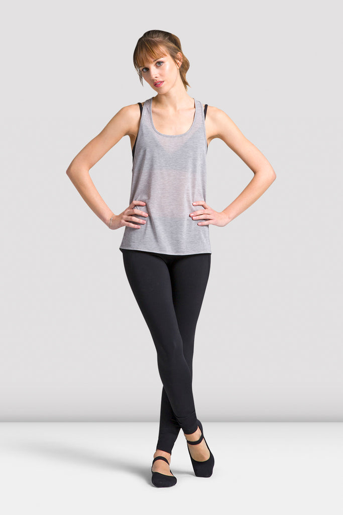 Ladies Action Back Loose Top - BLOCH US