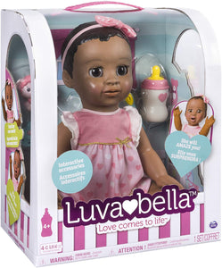 Luvabella Interactive Baby Doll