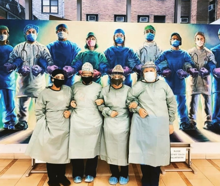 Sea & VPL sent Masks for Maimonides Medical Center in Brooklyn