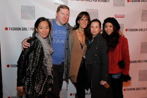 Photos from the sale at Bowery hotel to benefit Waves for Water...