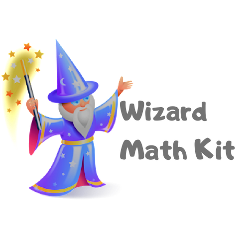 Wizard Math Kit