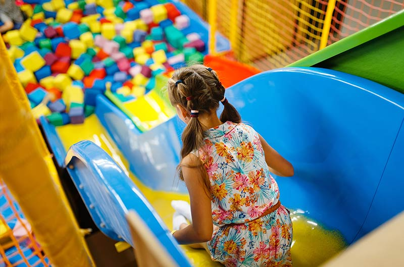 Safety of Indoor Playground