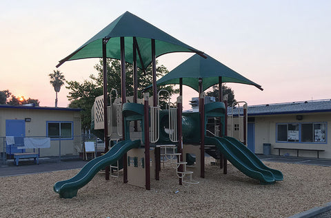 What Makes A Safe Playground