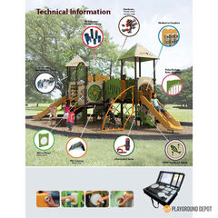 UL-X10 | Commercial Playground Equipment
