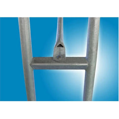 6' Frame Only - Bolt-Through Frame (BT238)