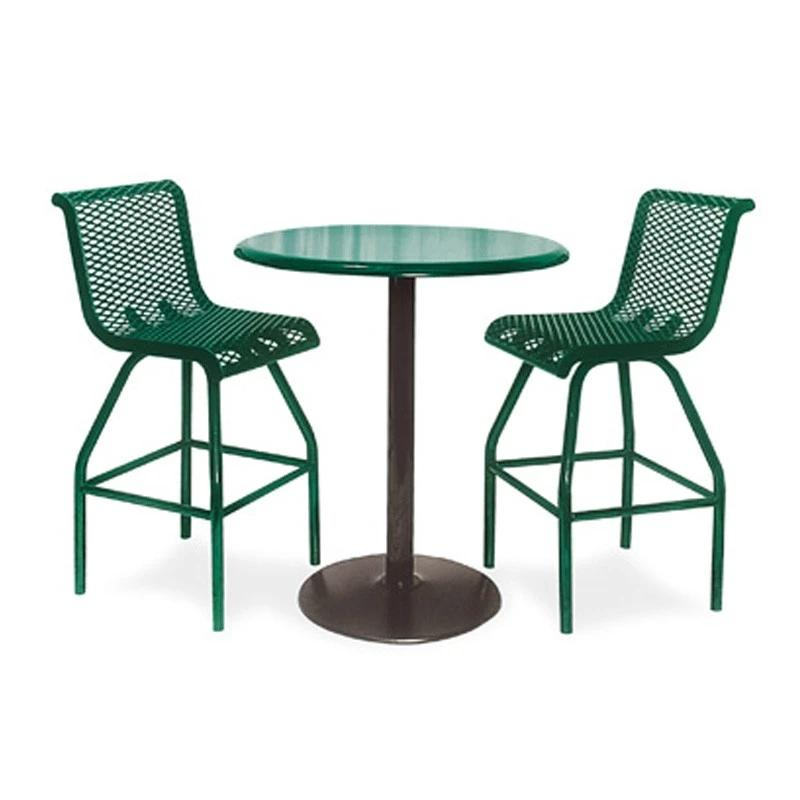 "42"" High Food Court Round Table, Portable (360)"