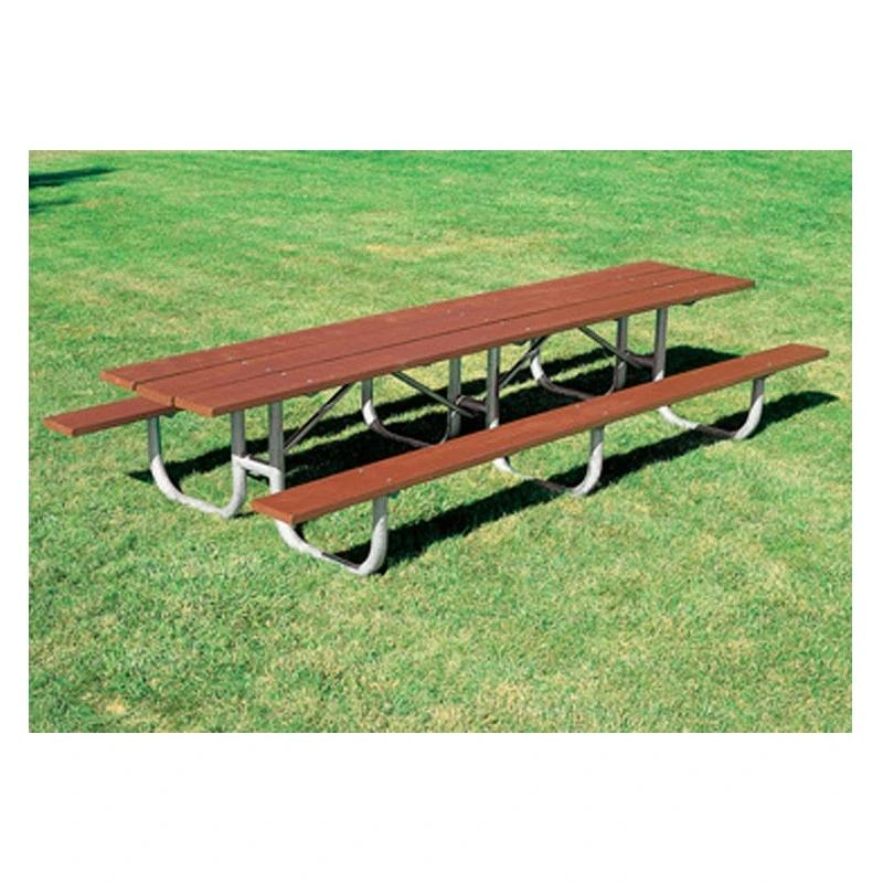 12' Extra Heavy Duty Shelter Table, 3 Legs (238-3)
