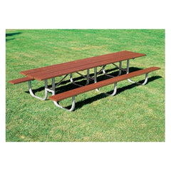 10' Extra Heavy Duty Shelter Table, 3 Legs (238-3)