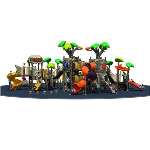 PD-T033 | Ancient Tree Themed Playground