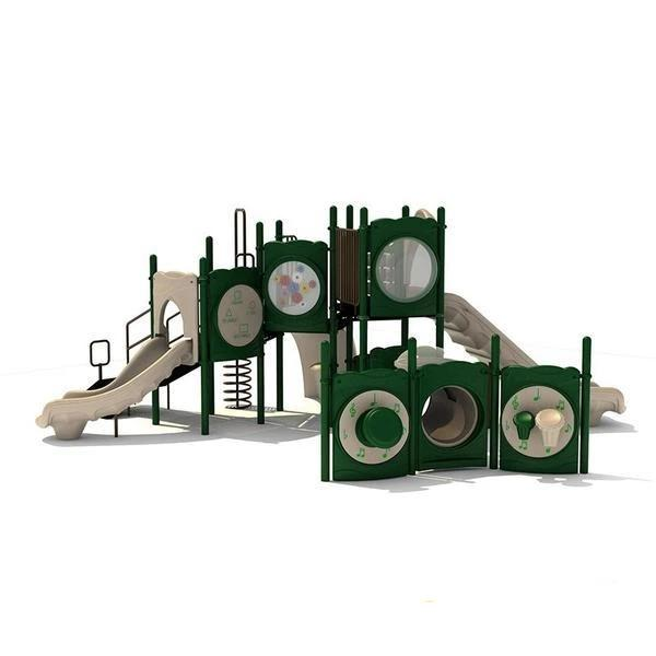 CSPD-1612 | Commercial Playground Equipment