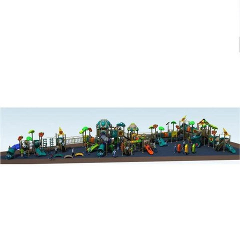 PD-C062 | Race Car Themed Playground