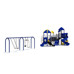 Saint Lucia | Commercial Playground Equipment