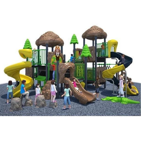 PD50006A | Commercial Playground Equipment