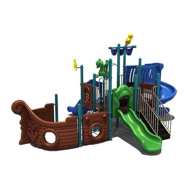CSPD-11605 | Commercial Playground Equipment