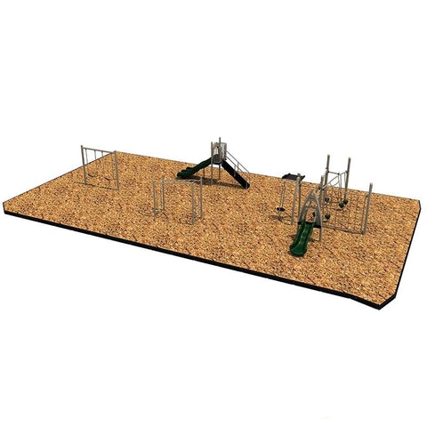 KP-50011 | COMMERCIAL PLAYGROUND EQUIPMENT
