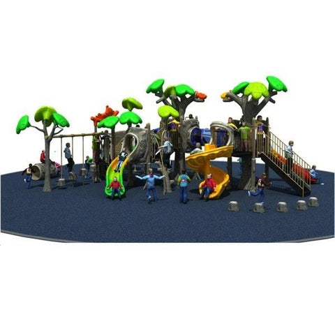Jasper | Ancient Tree Themed Playground