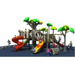 PD-T053 | Ancient Tree Themed Playground
