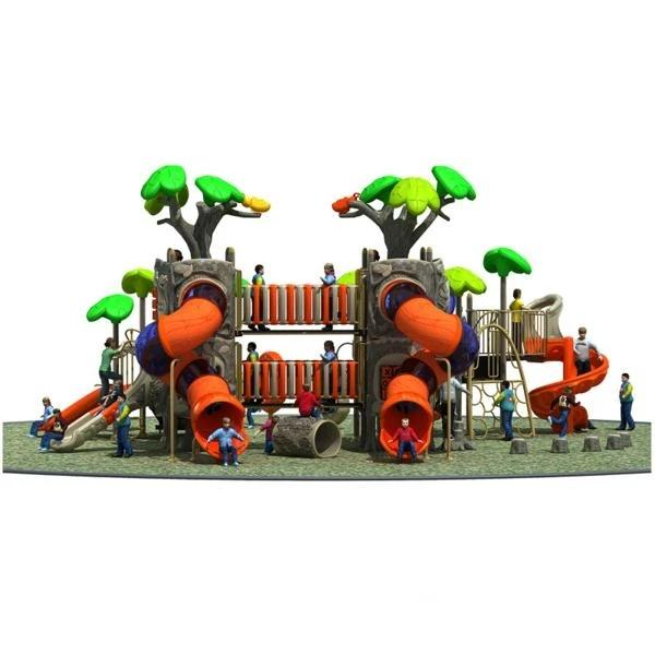 Amazon | Ancient Tree Themed Playground