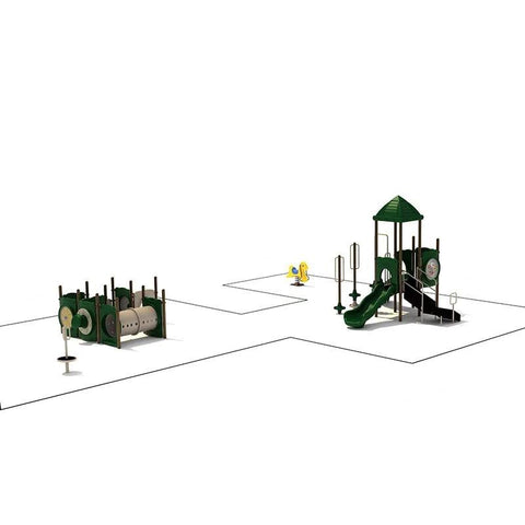 KP-80091 | Commercial Playground Equipment