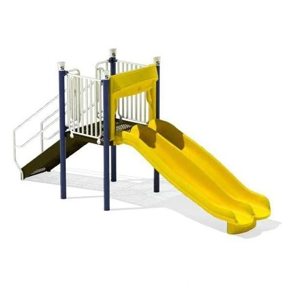 4' Triple Rail Slide